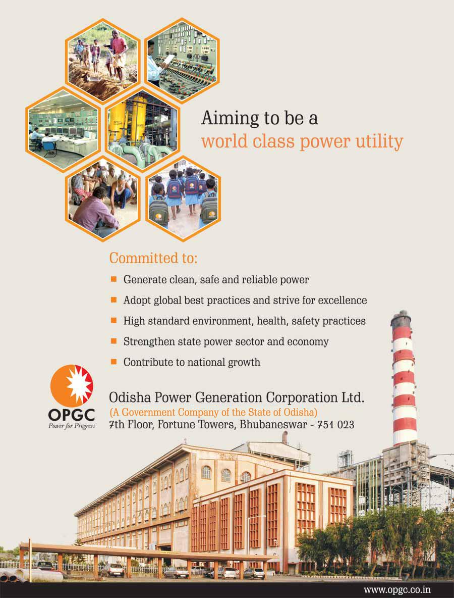 Odisha Power Generation Corporation Ltd.